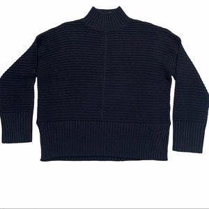 TOPSHOP Mock Turtleneck Pullover Sweater Size 10